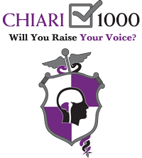 Chiari1000 Will you raise your voice?